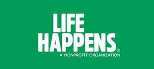 Life Happens logo